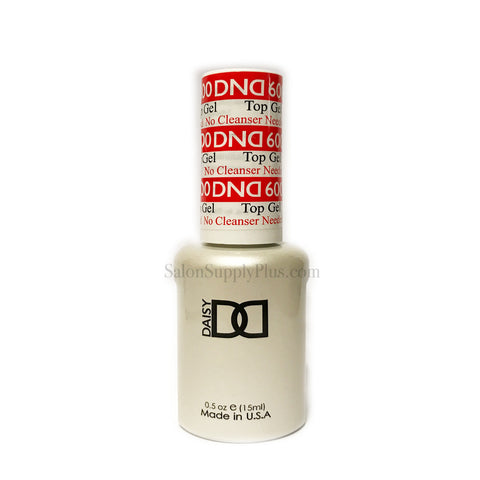 *NEW* DND Duo - Non Cleanse Gel Top Coat .5 fl oz