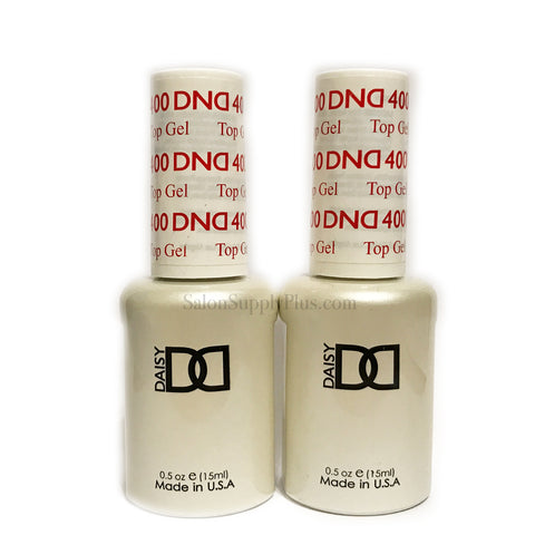 2 x DND Gel Top Coat .5 fl oz