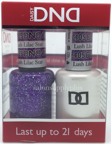 405 - DND Duo Gel- Lush Lilac
