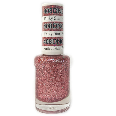 408 - DND Lacquer - Pinky Star