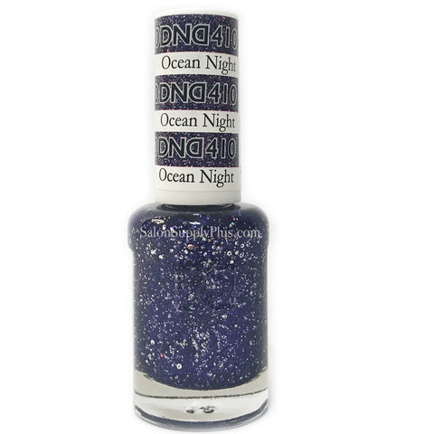 410 - DND Lacquer - Ocean Night Star