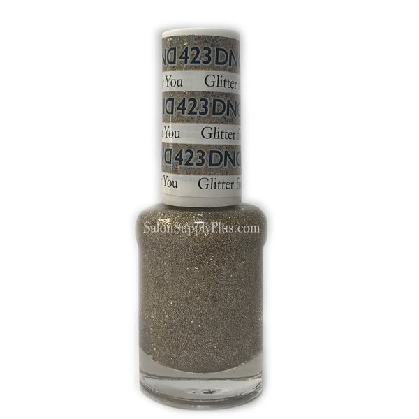 423 - DND Lacquer - Glitter For You