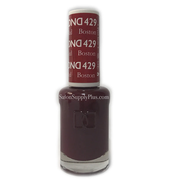 429 - DND Lacquer - Boston University Red
