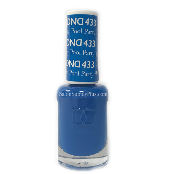 433 - DND Lacquer - Pool Party