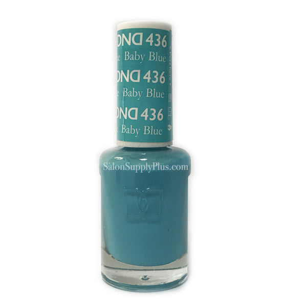 436 - DND Lacquer - Baby Blue