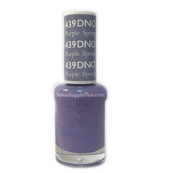 439 - DND Lacquer -Purple Spring