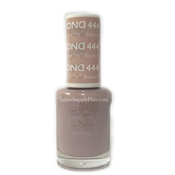444 - DND Lacquer - Short N Sweet