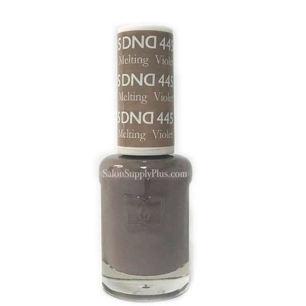 445- DND Lacquer -Melting Violet