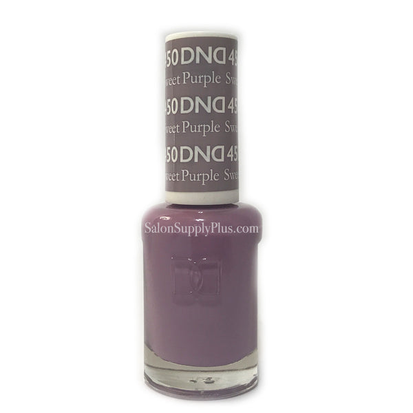 450 - DND Lacquer - Sweet Purple