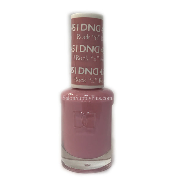 451 - DND Lacquer - Rock N' Rose