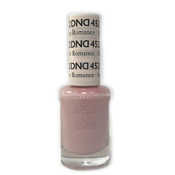 452 - DND Lacquer - Sweet Romance