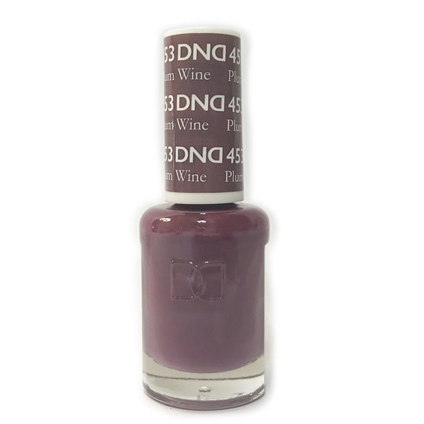 453 - DND Lacquer - Plum Wine