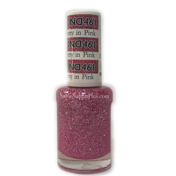 461 - DND Lacquer - Pretty in Pink