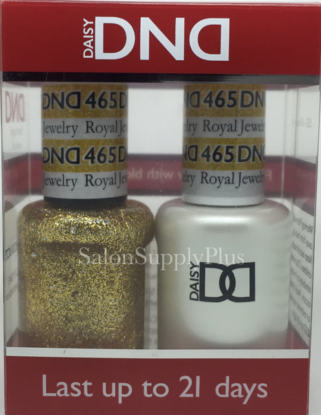 465 - DND Duo Gel - Royal Jewelry