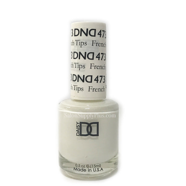 473 - DND Lacquer - French Tips