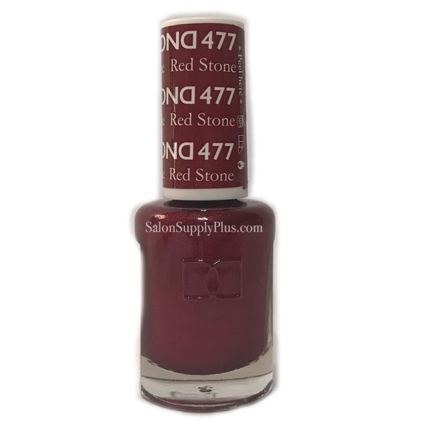 477 - DND Lacquer - Red Stone