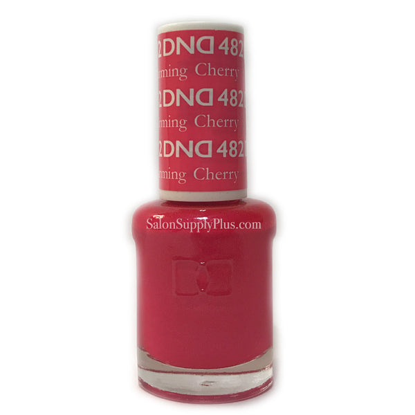 482 - DND Lacquer - Charming Cherry