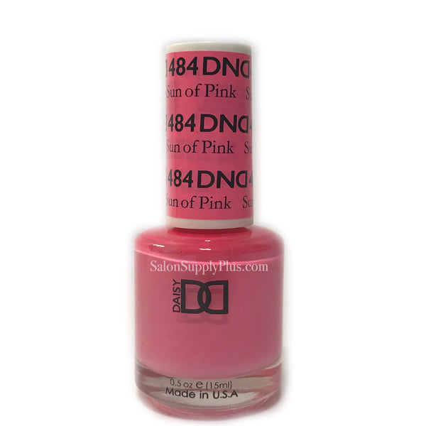 484 - DND Lacquer - Summer of Pink