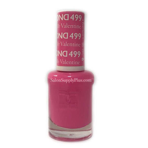 499 - DND Lacquer - Be My Valentine