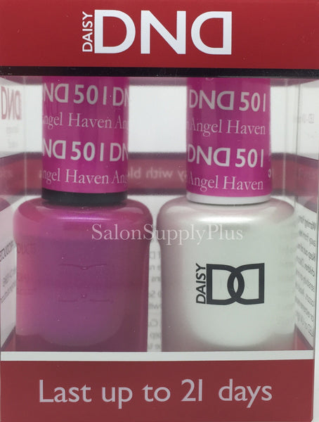 501 - DND Duo Gel - Haven Angel