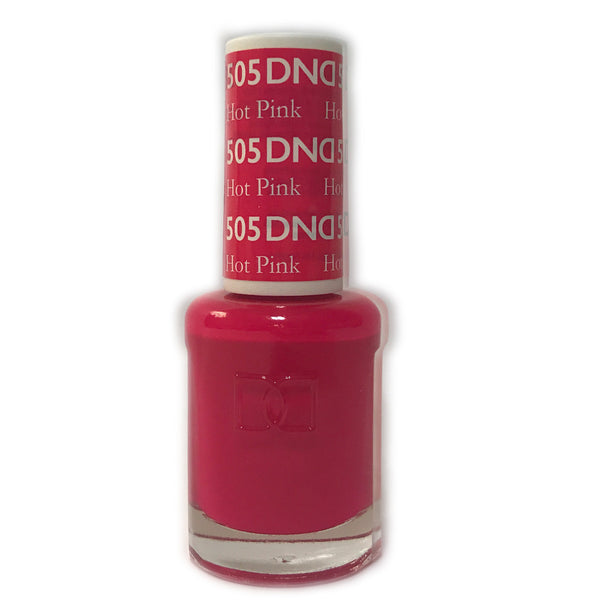505 - DND Lacquer - Hot Pink