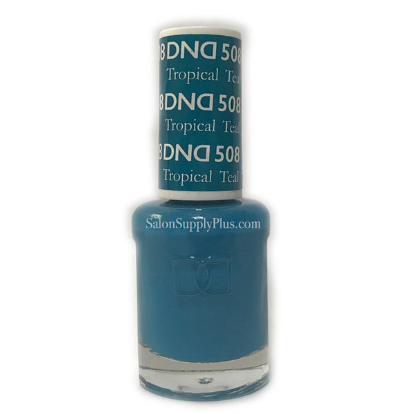508 - DND Lacquer - Tropical Teal
