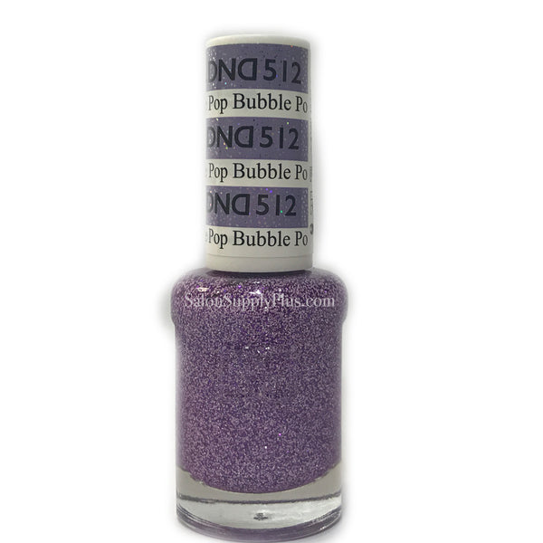 512 - Lacquer - Bubble Pop