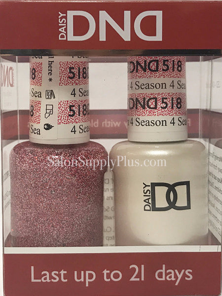 518 - DND Duo Gel - 4 Season