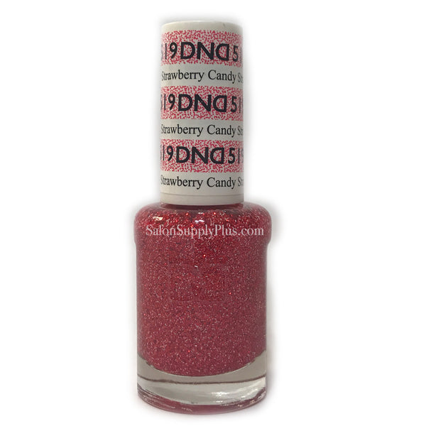 519 - DND Lacquer - Strawberry Candy