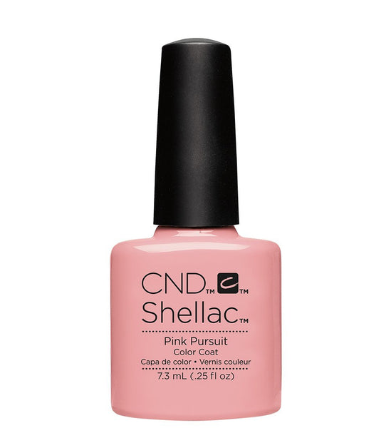 CND Shellac - Pink Pursuit