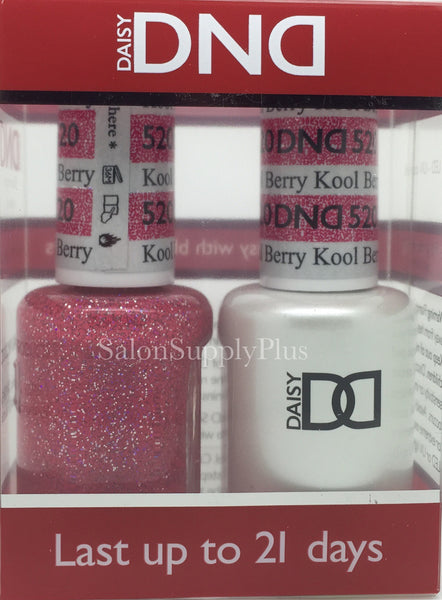 520 - DND Duo Gel - Kool Berry