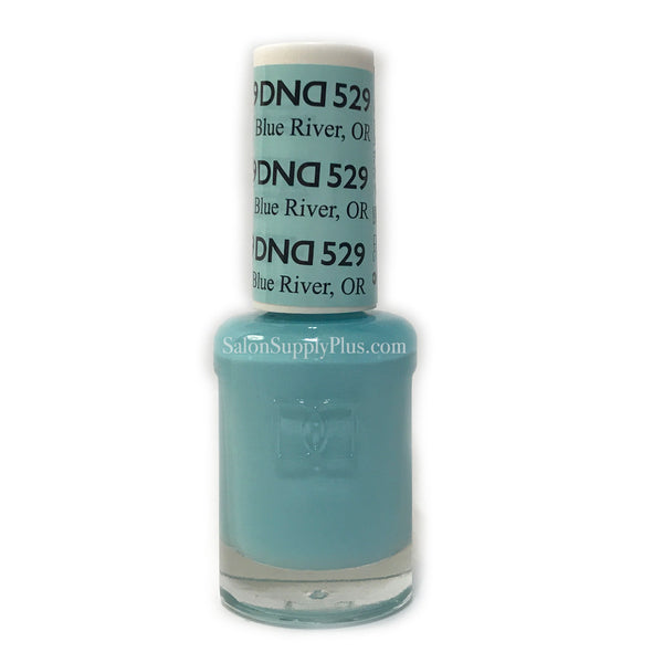 529 - DND Lacquer - Blue River, OR