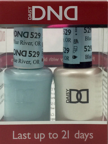 529 - DND Duo Gel - Blue River, OR