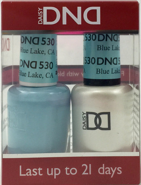 530 - DND Duo Gel - Blue Lake, CA