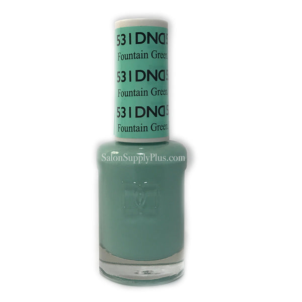 531 - DND Lacquer - Fountain Green, UT