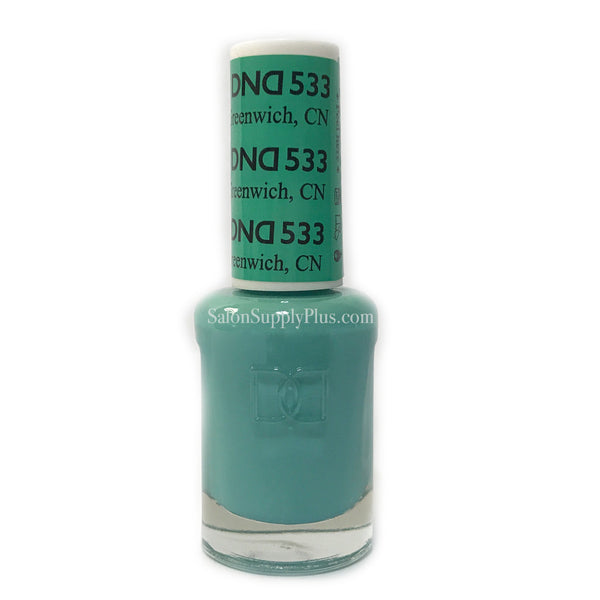 533 - DND Lacquer - Greenwich