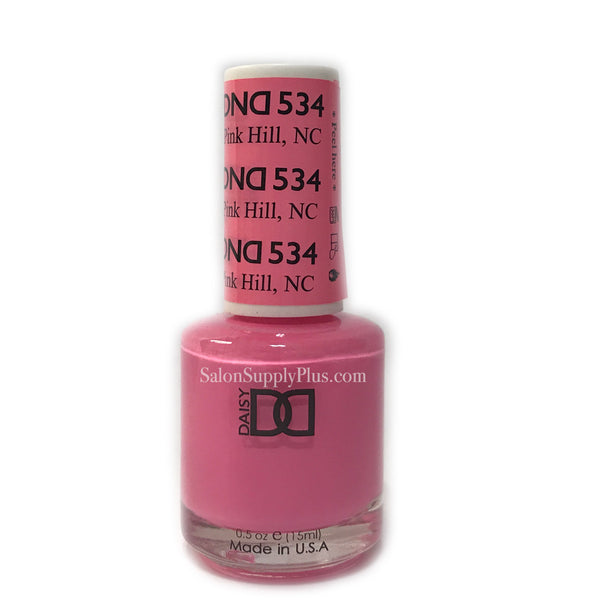 534 - DND Lacquer - Pinkhill