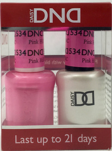 534 - DND Duo Gel - PINK HILL, NC
