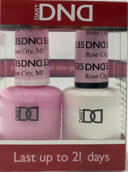535 - DND Duo Gel - Rose City, MI