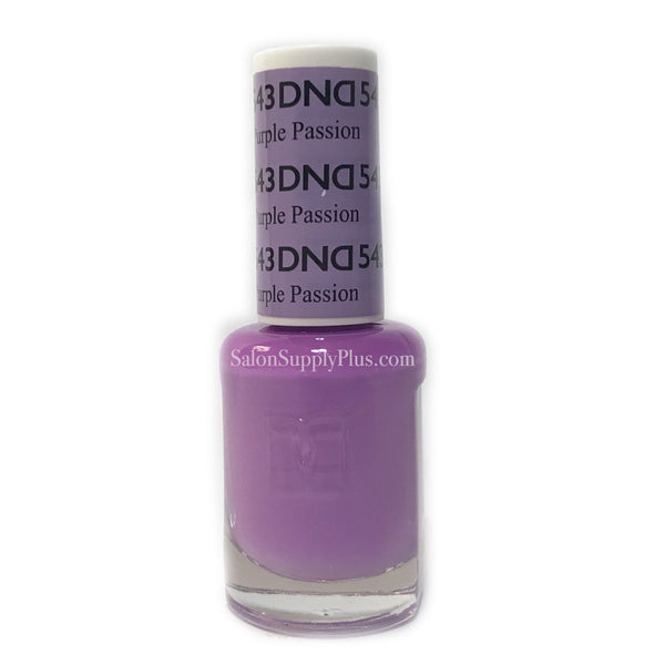 543 - DND Lacquer - Purple Passion