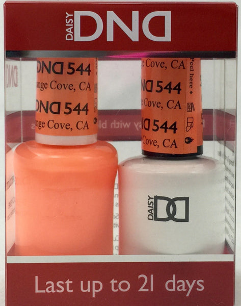 544 - DND Duo Gel - Orange Cove, CA