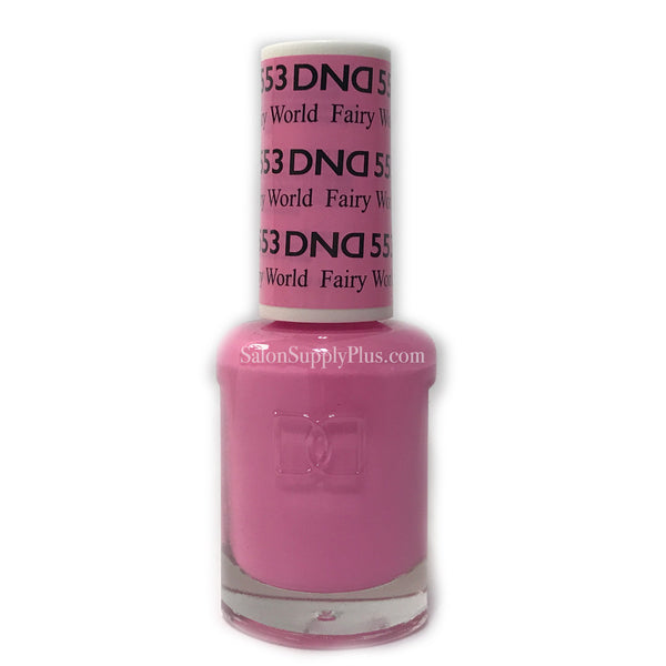 553 - DND Lacquer - Fairy World