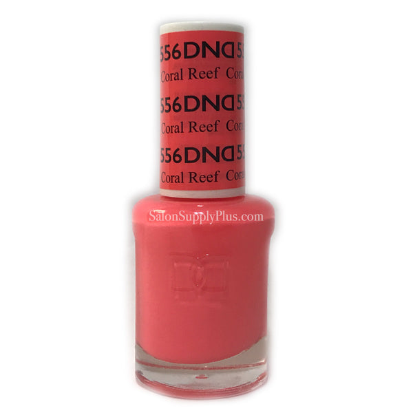 556 - DND Lacquer - Coral Reef