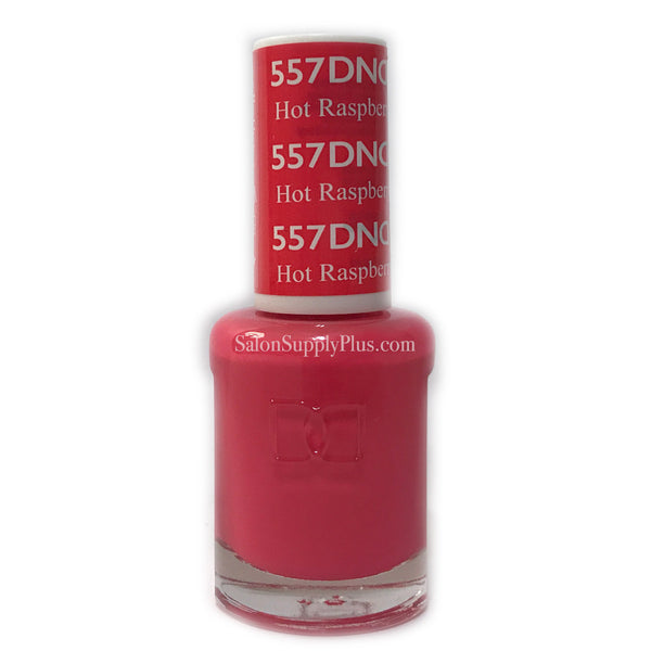 557 - DND Lacquer - Hot Raspberry