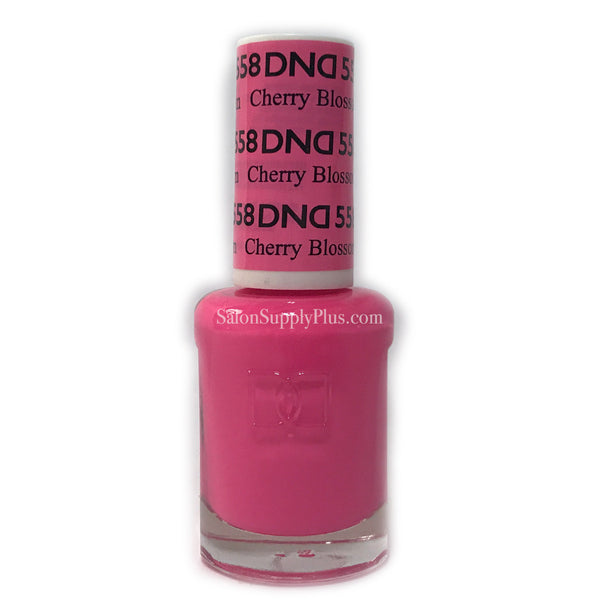 558 - DND Lacquer - Cherry Blossom