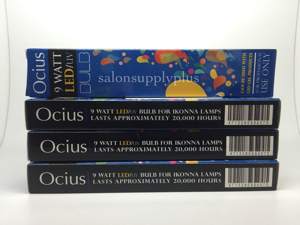 Ocius 9 Watt LED Bulbs (4 Pack)