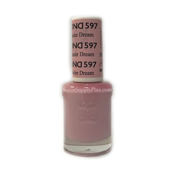 597 - DND Lacquer - Lavender Dream - (Diva Collection)