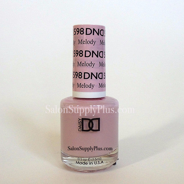 598- DND Lacquer - Melody - (Diva Collection)