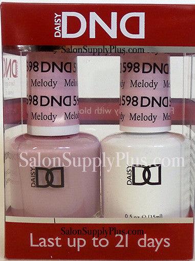 598 -DND Duo Gel - Melody - (Diva Collection)
