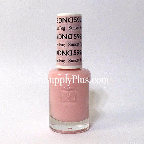 599 Dnd Lacquer Sunset Fog Diva Collection Salon Supply Plus